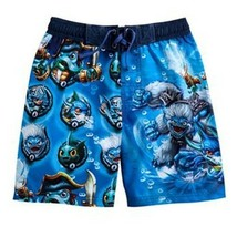 50% OFF SKYLANDERS SWAP FORCE UV-50 Bathing Suit Swim Trunks NWT Boys Si... - $12.00