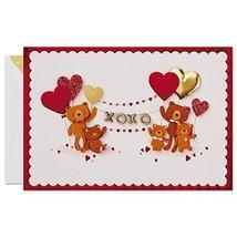 XOXO Valentine's day card - $5.99