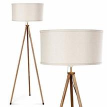 Tripod Floor Lamp - Albrillo Modern Standing Reading Lamp with E26 Lamp Base for