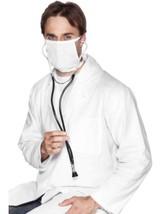 DOCTORS STETHOSCOPE, HOSPITAL FANCY DRESS, UNIFORMS, MENS - £3.29 GBP