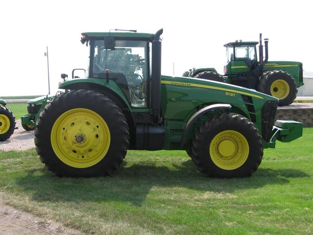 210 2007 8130. 210 2007 8130. John Deere 8130 8230 8330 8430 And 8530  Tractors Technical Service Repair Manual. Free Shipping