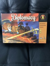 Diplomacy Game Hasbro Avalon Hill Vintage 1999 100% Complete - $75.23
