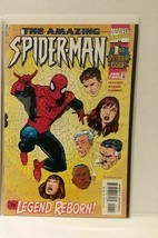 "AMAZING SPIDER-MAN #1 - ""THE LEGEND REBORN"" - FREE SHIPPING - $14.03"