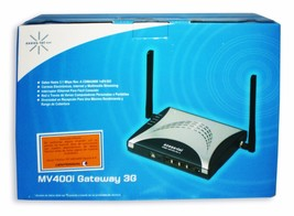 Axess-Tel Gateway 3G MV400i Router CDMA 1xEV-DO Rev A Print Server New - $18.69
