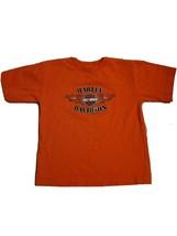 Harley Davidson Kids 6 Pompano Beach Florida T-Shirt - $14.24