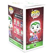 Funko Pop! DC Super Heroes Joker as Santa #35 Christmas Holiday Vinyl Figure image 4