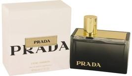 Prada L'eau Ambree Perfume 2.7 Oz Eau De Parfum Spray  image 4