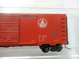 Micro-Trains # 07300290 Baltimore & Ohio 40' Standard Boxcar N-Scale image 3