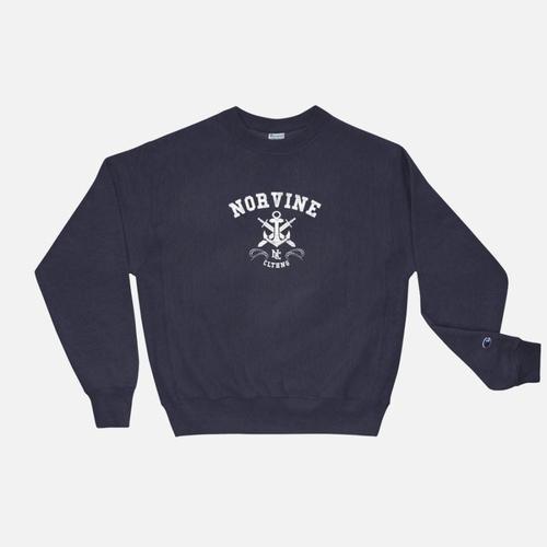 """Anchor"" Norvine X Champion Sweatshirt image 4"