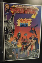 #14 Shadowhawk Image Comic Book D343 - $3.33