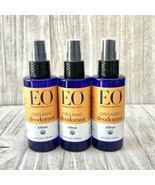 3x Organic Deodorant Spray Citrus 4 OZ  by EO Products - $32.66