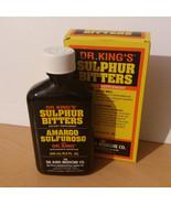 DR.KING'S Sulphur Bitters Dietary Supplement 200ml  - $20.00