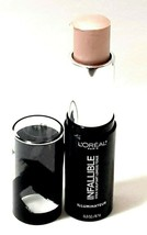 Loreal Infallible Longwear Highlighter Shaping Stick #41 Slay In Rose 24 Hour - $9.89