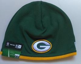 New Era Nfl Unisex Beanie Green Bay Packers Football Beanie - $15.00