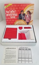 The New Newlywed Game 1986 Vintage Board Game Home Version Complete Pressman - $9.70
