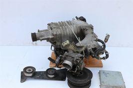 Nissan 3.3 Xterra Frontier Pathfinder Supercharger Pulley Manifold ECU Injectors image 5