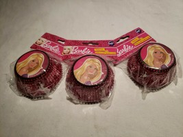 Barbie Baking Cups 150 ct ( 3 pk. of 50 ) from Wilton 6065 NEW - $14.84