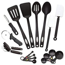 Farberware 5080445 Classic 17-Piece Tool and Gadget Set utensils cooking... - $28.87