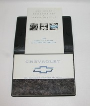 1994 Chevrolet Cavalier Factory Original Owners Manual Book Portfolio #11 - $17.77