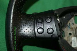 06-09 Volkswagen Rabbit GTi 3 Spoke Leather Steering Wheel w/ DSG Shift Paddles image 6