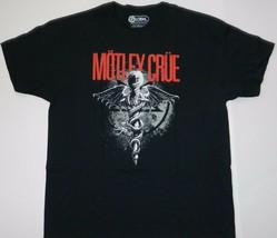 Rock Band Motley Crue Dr. Feelgood T Shirt New - $17.99
