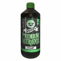 Snoop's Premium Nutrients Start A 1ltr 4-0-0 (Soil, Hydro Run To Waste -... - $52.71