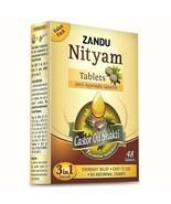 Zandu nityam tab 36 tab pack of 3 ayushveda -100 % Ayurveda Laxative- 3 ... - $3.47+
