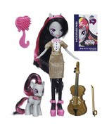 My Little Pony Equestria Girls Rainbow Rocks Octavia Melody Doll with Pony - ₨1,989.07 INR