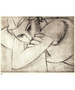 MATISSE SIGNED LITHOGRAPH w/COA. Henri Matisse THE MOST BEAUTIFUL 1935 R... - $595.00