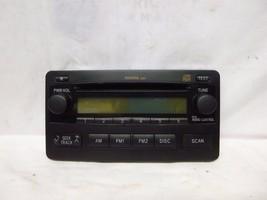03 04 05 06 Toyota Tundra Radio Single Cd Face Plate A51804 86120-0C100 ... - $15.25