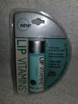 Lip Vitamins FRESH MINT Lip Balm Shea Butter Jojoba Almond Oil .15 oz/4.... - $19.79