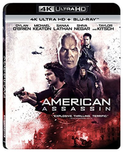 American Assassin [4K Ultra HD + Blu-ray]