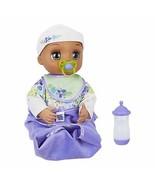 Baby Alive Real As Can Be Baby: Realistic Brunette Baby Doll, 80+ Lifeli... - $141.23