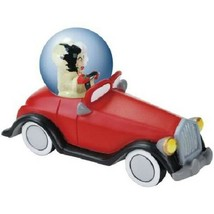 Walt Disney Cruella De Vil Driving Her Car 45mm Water Snow Globe, NEW UN... - $24.18
