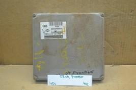 03-04 Nissan Frontier Engine Control Unit ECU MEC04610A2 Module 442-4d4 - $107.99