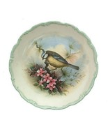 Royal Albert Woodland Birds Collection Blue Titmouse Plate Bird Plate CP... - $32.51