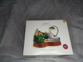 Hallmark Keepsake The Wizard Of Oz I'll Get You, My Pretty! Magic table ... - $104.50