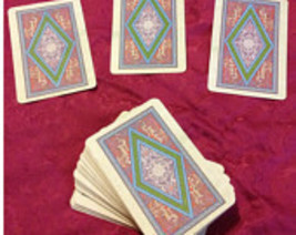 FREE W $25 NEW LOVE 3 CARD TAROT READING PSYCHIC 98 yr old Witch Cassia4... - $0.00