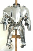 Renaissance Breast Plate Medieval Suit Of Armour - $692.01