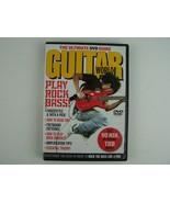 Guitar World: Play Rock Bass!: The Ultimate DVD Guide - $22.76