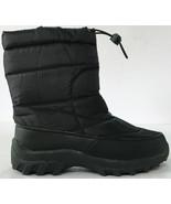 Dakota Grizzly Black Snow Scamp Boot US Size 9 - $19.79