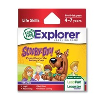 LeapFrog Scooby-Doo! Pirate Ghost of the Barbary Coast Learning Game (works - $22.78
