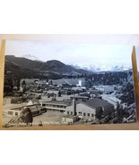 Postcard RPPC EKC Stamp Box 1930-50 Estes Park Village Colorado Sanborn ... - $15.00