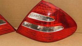 03-06 Mercedes W211 E320 E500 LED Taillight Tail Lights Lamps Set L&R image 2