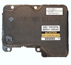 >EXCHANGE< 2001 2002 2003 TOYOTA SIENNA ABS Pump Control Module EBCM >R - $299.00