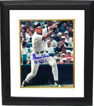 Mariano Duncan signed New York Yankees 8x10 Photo Custom Framed 96 WSC (... - $69.00