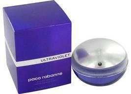 Paco Rabanne Ultraviolet Perfume 2.7 Oz Eau De Parfum Spray image 2