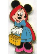 Disney Minnie Mouse Dressed as Little Red Riding Hood Limited Edition 20... - $14.69