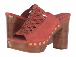 New Michael Kors Women Westley Studs Platform Mules Variety Color&Sizes image 3