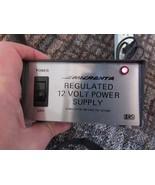 Radio Shack Micronta 22-124 Regulated 12V Ham CB Power Supply  13.8v - $27.75